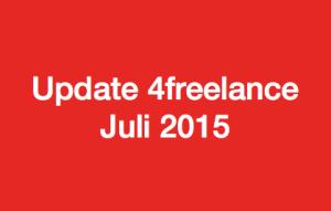 4freelance Update 2015-07