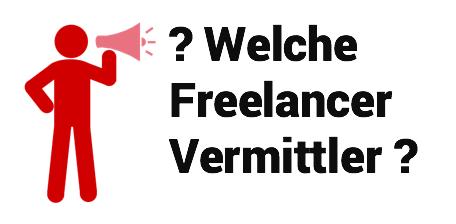 Welche Freelancer Vermittler