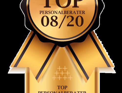 Manager Magazin 08/2020: 4freelance ist Top-Ansprechpartner für die Projektbesetzung mit Freiberuflern / Freiberuflervermittlung